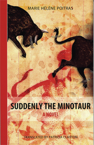 Suddenly the Minotaur Cover